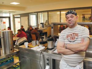 Die Gruft - warme Mahlzeiten für Obdachlose